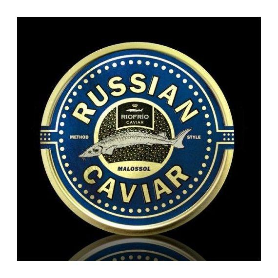 Caviar de Riofrío Russian Style Excellsius 500gr. Riofrío. 1 Unidades