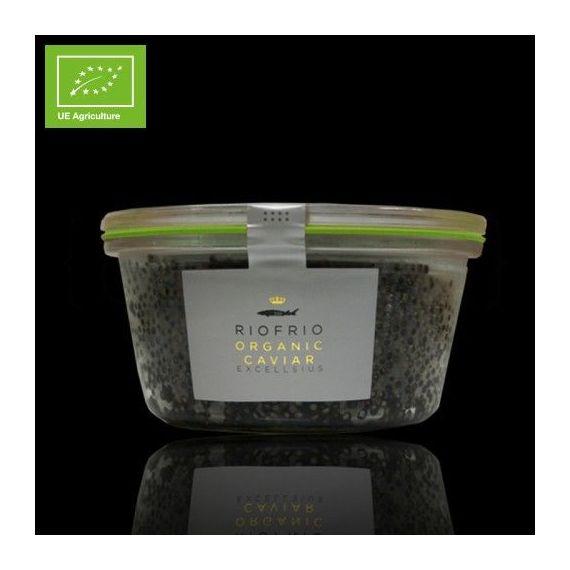 Caviar de Riofrío Ecológico Excellsius 200gr. Riofrío. 1 Unidades