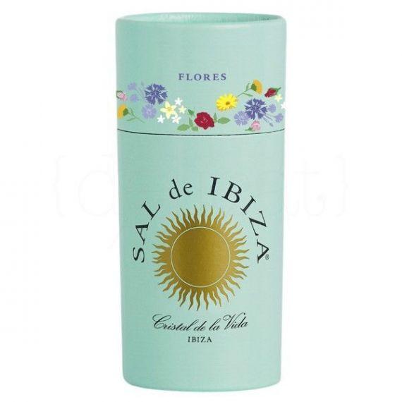 Granito con Flores 75gr. Sal de Ibiza. 12 Unidades