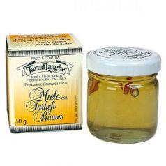 Miel de Acacia con Trufa blanca 50gr. Tartuflanghe. 12 Unidades