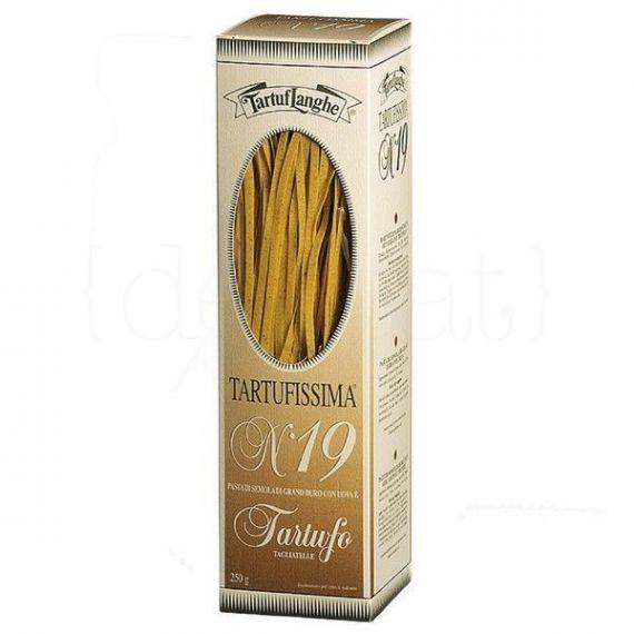 Tartufissima N°19 Tagliatelle con trufa 250gr. Tartuflanghe. 12 Unidades