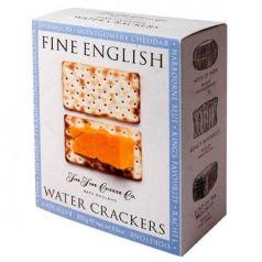 Galletas de agua 100gr. The Fine Cheese Co. 12 Unidades