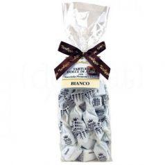 Pralinés Dulces de Chocolate Blanco y Negro 200gr. Tartuflanghe. 12 Unidades