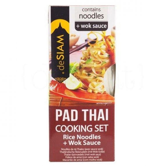 Cooking Set Pad Thai 300gr. deSIAM. 6 Unidades
