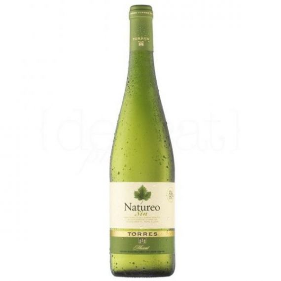 Natureo Muscat (Sin Alcohol) 75cl. Torres. 6 Unidades