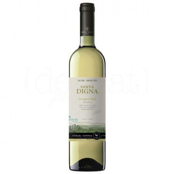 Santa Digna Sauvignon Blanc 75cl. Miguel Torres Chile. 6 Unidades