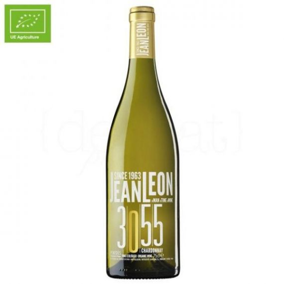 Jean Leon 3055 Chardonnay 75cl. Jean Leon. 6 Unidades