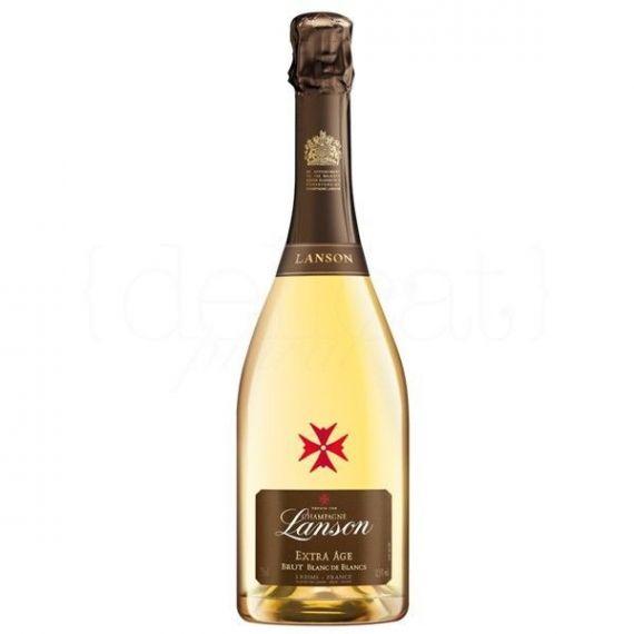 Extra Age Brut Blanc de Blancs 75cl. Champagne Lanson. 3 Unidades