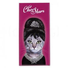 Audrey Hepburn 100gr. ChocStars. 10 Unidades