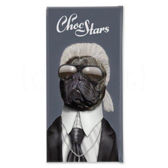 Karl Lagerfeld 100gr. ChocStars. 10 Unidades