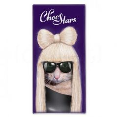 Lady Gaga 100gr. ChocStars. 10 Unidades
