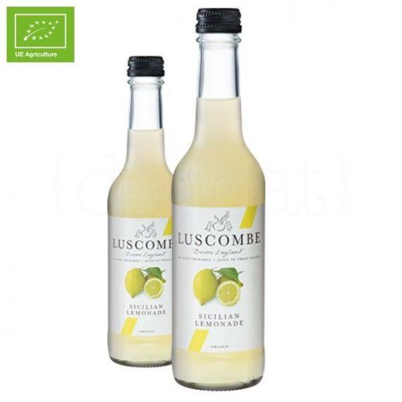 Sicilian Lemonade 27cl. Luscombe. 24 Unidades