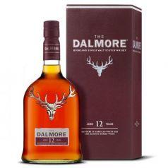 Dalmore 12 años 70cl. The Dalmore. 6 Unidades