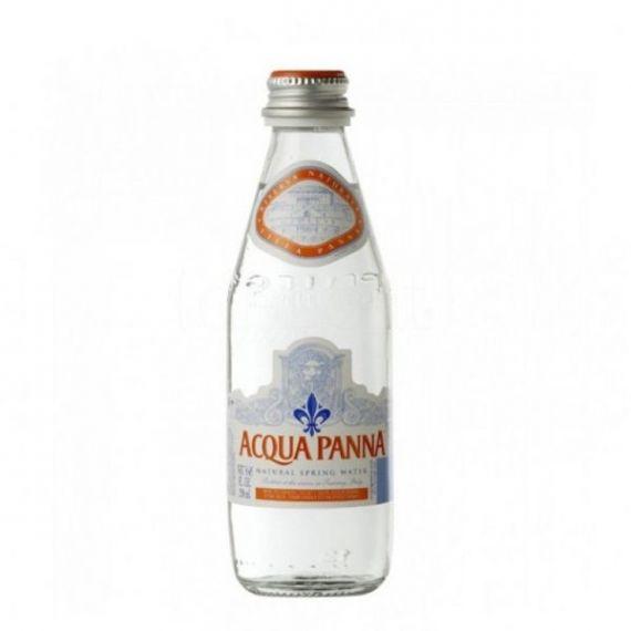 Acqua Panna sin gas (cristal) 25cl. Acqua Panna. 24 Unidades