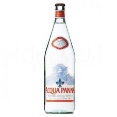 Acqua Panna sin gas (cristal) 50cl. Acqua Panna. 24 Unidades