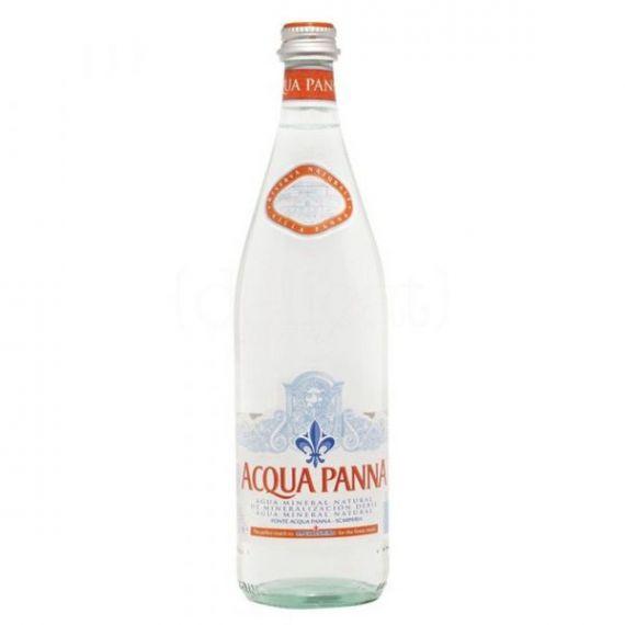 Acqua Panna sin gas (cristal) 75cl. Acqua Panna. 15 Unidades