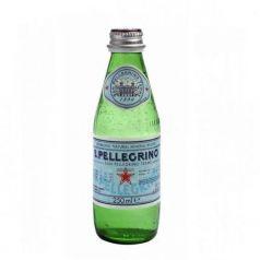 S.Pellegrino con gas (cristal) 25cl. S.Pellegrino. 24 Unidades