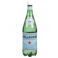 S.Pellegrino con gas (PET) 1l. S.Pellegrino. 6 Unidades