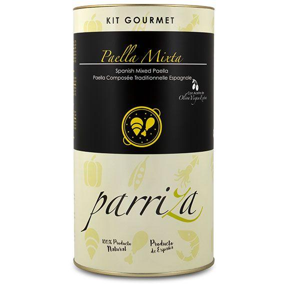 Kit Gourmet Spanish Mixed Paella