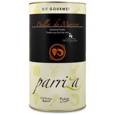 Gourmet Paella Seafood Kit