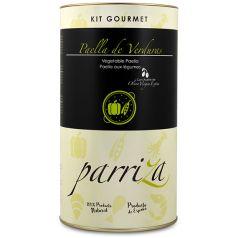 Gourmet Kit Paella Vegetables and Boletus