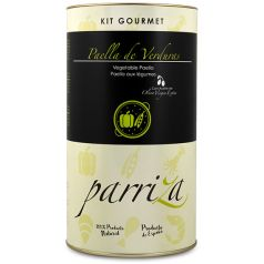 Kit Gourmet Paella Verduras y Boletus