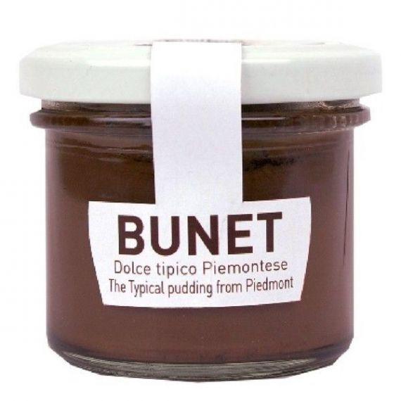 Bunet (dulce típico piamontés) 100gr. Tartuflanghe. 12 Unidades