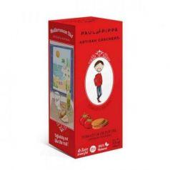 Galletas de Tomate 100gr. Paul & Pippa. 6 Unidades