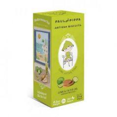 Galletas de Lima 100gr. Paul & Pippa. 6 Unidades