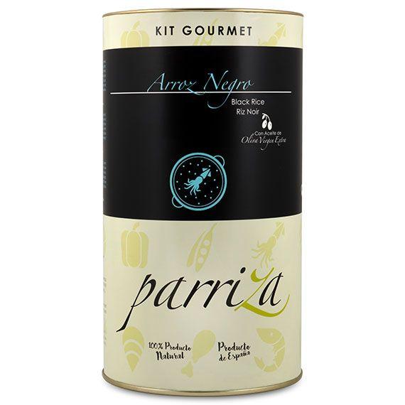 Kit Gourmet Arroz Negro