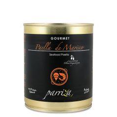 Prepared Gourmet Seafood Paella