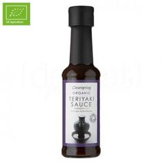 Salsa Teriyaki 150ml. Clearspring. 6 Unidades
