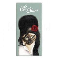 Amy Winehouse 100gr. ChocStars. 10 Unidades