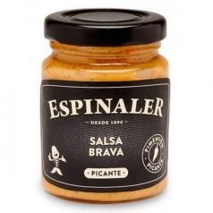 Salsa Brava 140gr. Espinaler. 12 Unidades