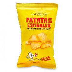 Patatas fritas 50gr. Espinaler. 25 Unidades