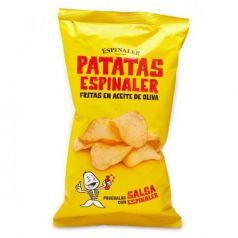 Patatas fritas 150gr. Espinaler. 10 Unidades