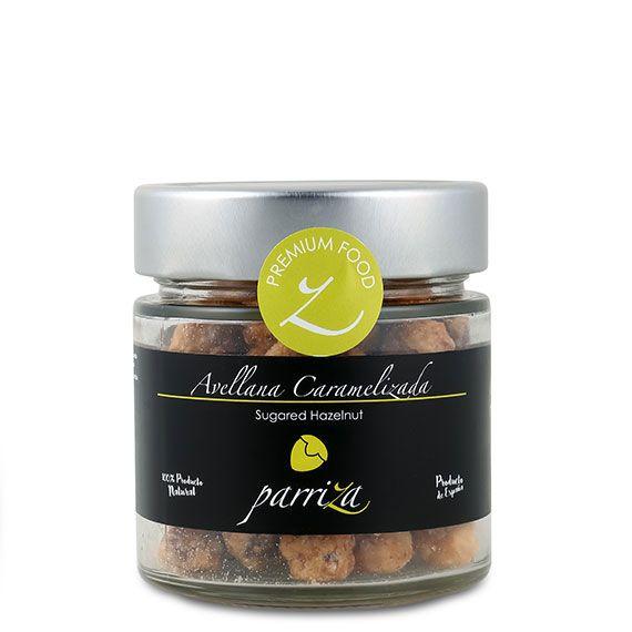 Caramelized hazelnut
