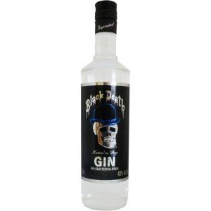 Black Death Gin london Dry
