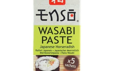 Wasabi: propiedades y beneficios