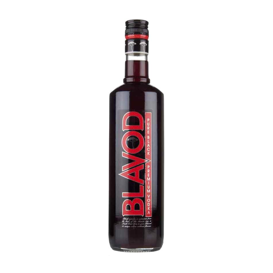 tipos de vodka