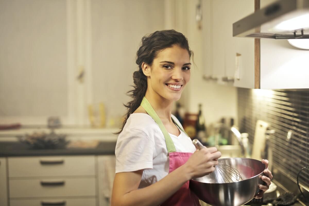 Limpia el aire de tu cocina
