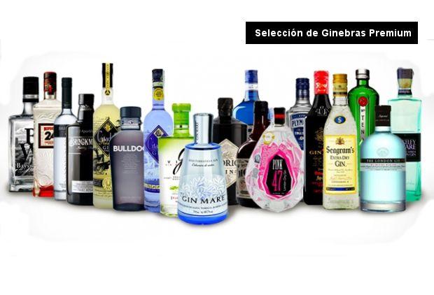 Ginebras Premium